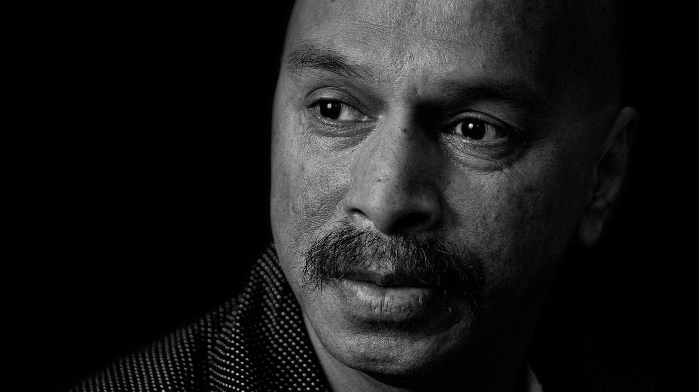 Uit de serie 'Stemmen die tot de verbeelding spreken': John Souhoka, ANWB verkeersinformatie