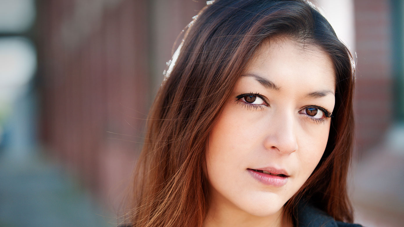 model: Tamarah