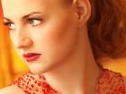 Model: Laura Pulle - Visagie: Charlotte van Beusekom